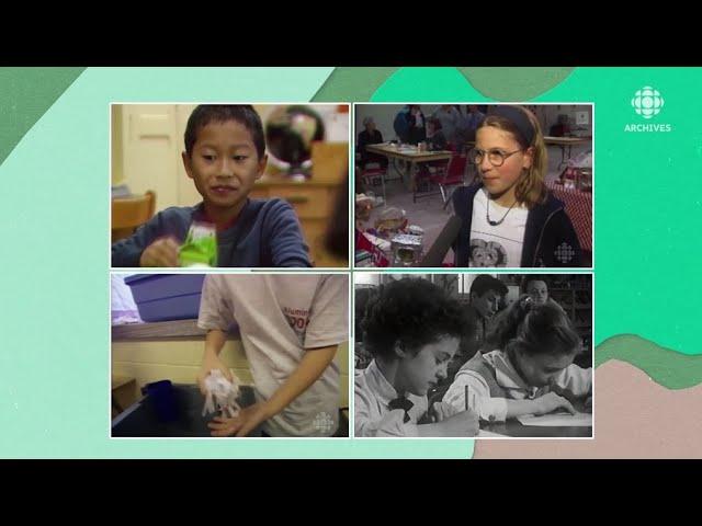 Les jeunes et l'environnement : École verte