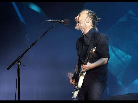 Radiohead - My Iron Lung  (Lollapalooza Chicago 2016)