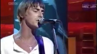 Paul Weller - Sunflower / Has My Fire Really Gone Out - Later With Jools Holland - 1993 ★