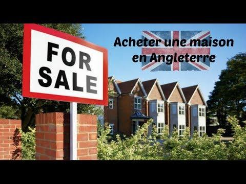 acheter une maison en angleterre youtube