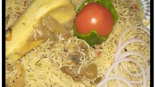SUFIYANI BIRYANI RECIPE  WHITE BIRYANI RECIPE
