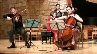 Brahms - Piano Trio No. 1 in B Major - I. Allegro con brio