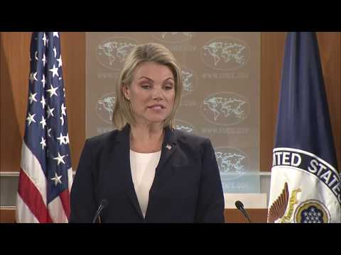 Department Press Briefing - October 4, 2017