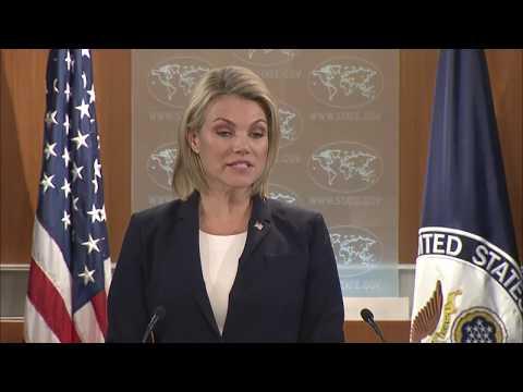 Department Press Briefing - October 4, 2017