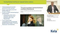 Avaussanat, Kelan johtaja Kari-Pekka Mäki-Lohiluoma