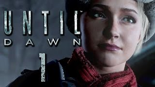 Until Dawn [1] - NEW PS4 HORROR GAME