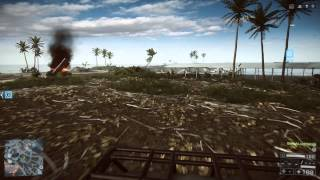 Highest Quality 1080p Video test for YouTube  (Battlefield 4 PC)