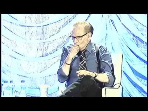 NATPE 2013: In Conversation with Ross Levinsohn and Larry King: Media Evolution or Revolution?