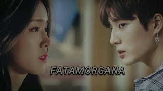 Gambar cover FATAMORGANA    YoungK DAY6 & Kim Jieun