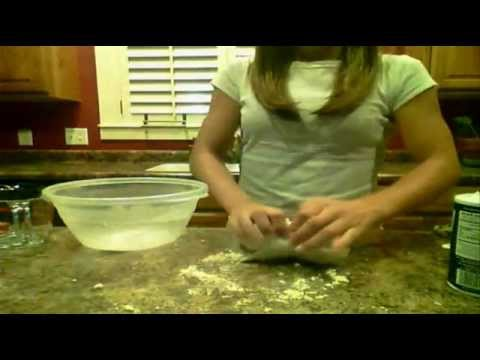 How to make salt dough: Quick and easy! - YouTube