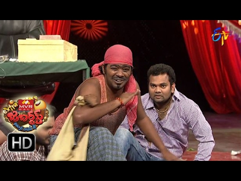 Sudigaali Sudheer Performance  Extra Jabardsth  10th February 2017 ETV  Telugu