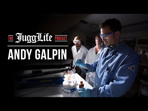 The JuggLife | Dr. Andy Galpin