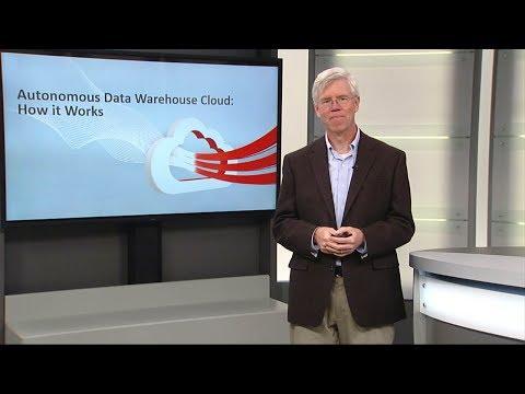 Oracle Autonomous Data Warehouse – How It Works