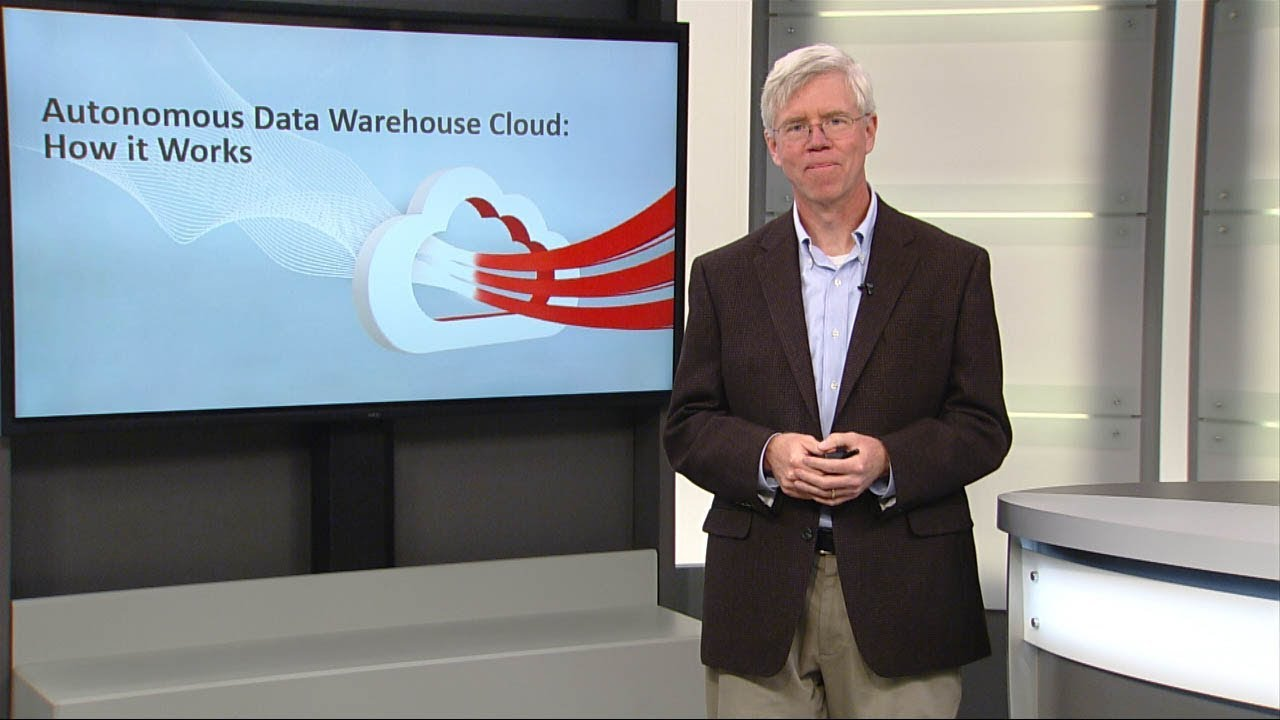 Oracle Autonomous Data Warehouse – How It Works