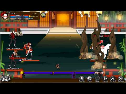 Recruit Friend Vs Mutoh Soul General N Ujian Spesial Jounin.Avi