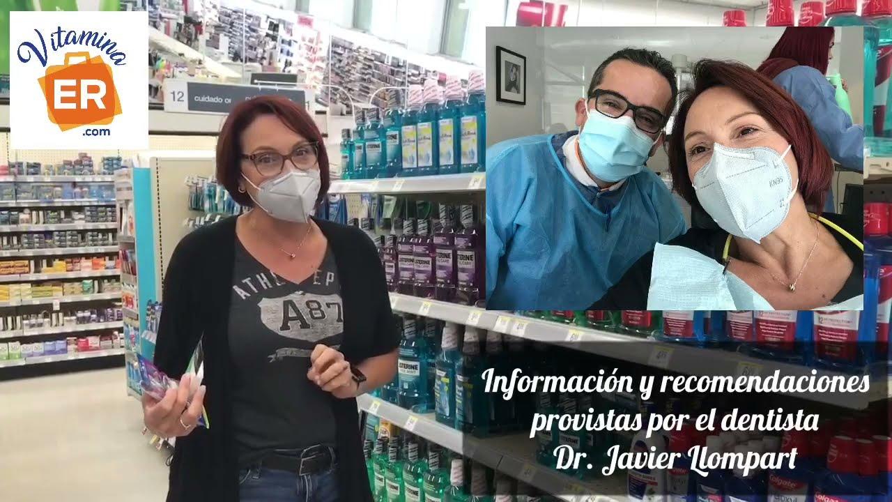 ¿Estarás comprando el cepillo y artículos correctos para mantener tu dentadura?