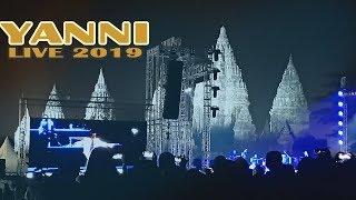 Yanni For All Seasons live @Prambanan jazz festival 2019