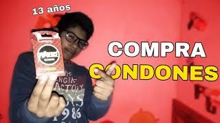 ¡VA A COMPRAR CONDONES! Niño de 13 años thumbnail