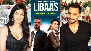 LIBAAS | KAKA (Official Video) REACTION!! | New Punjabi Songs 2020 | Latest Punjabi Songs 2020