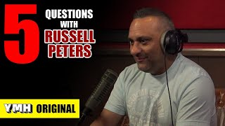 Top 5 w/ Russell Peters | YMH Original