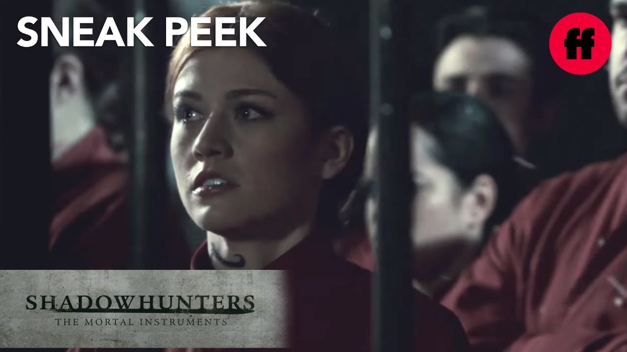 Download Shadowhunters   Season 3, Episode 9 Sneak Peek: Clary Has A Front Seat At The Culling   Freeform