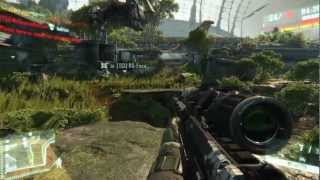 Lets play-Crysis 3 Multiplayer (PC) Team Deathmatch sniping (HD 1080p)