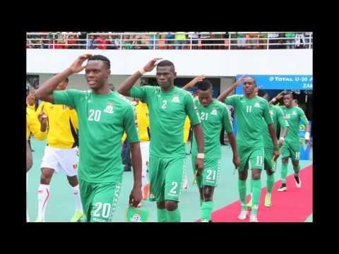 Mali 1 - 6 Zambia U-20 AFCON 2017 FULL HIGHLIGHTS