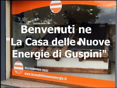 CASA DELLE NUOVE ENERGIE - SHOW ROOM DI GUSPINI
