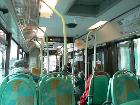 irisbus citelis 12 int rieur ligne ratp 63 en janvier 2014 youtube. Black Bedroom Furniture Sets. Home Design Ideas