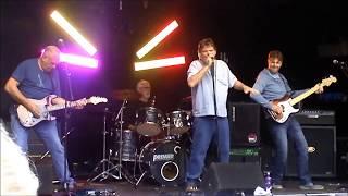 The Blues Hogs   Lock Stock Music Festival. 2017