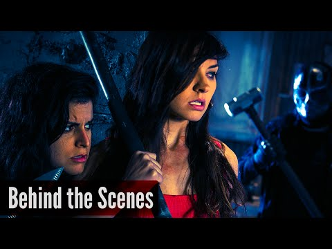 "Behind the Scenes | ""Hide and Seek"" starring BriaAndChrissy 