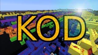 Minecraft Epickie 16-bitowe drzwi na KOD