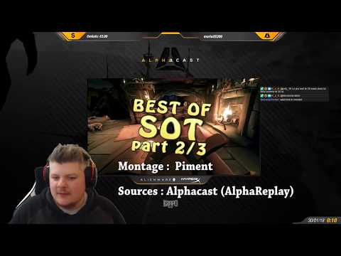 Domptage de joueur adverse - Best Of SOT - Alphacast - part 2/3 (par Piment)
