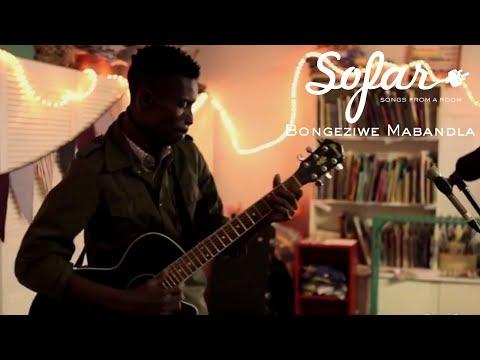 Bongeziwe Mabandla - Mangaliso | Sofar Johannesburg
