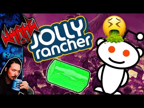 The Reddit Jolly Rancher Story - Tales From the Internet