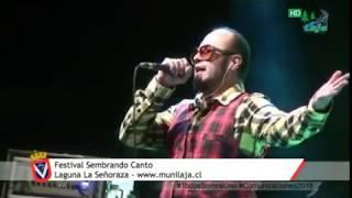 "Chancho en Piedra - XXII Festival Folclórico ""Sembrando Canto"" Laja 2018"