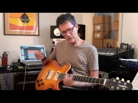 Jon Herington of Steely Dan plays their classics with AmpliTube iRig