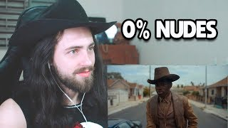 REAGINDO A Lil Nas X - Old Town Road