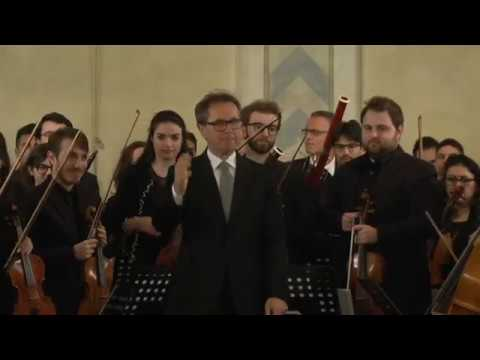Conservatorio della Spezia, inaugurazione dell'anno accademico 20-11-2017