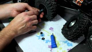 SCX-10 Dually Wheel How-To