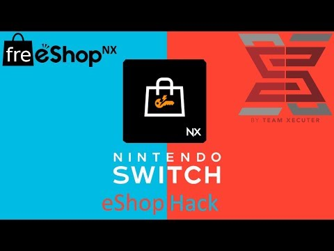TUTO] Utiliser le Freeshop sur la Nintendo Switch - YouTube
