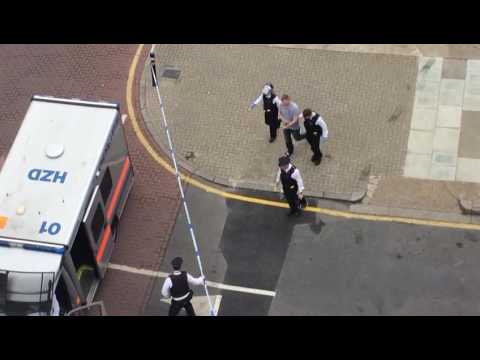 Arrest following stabbing in Battersea