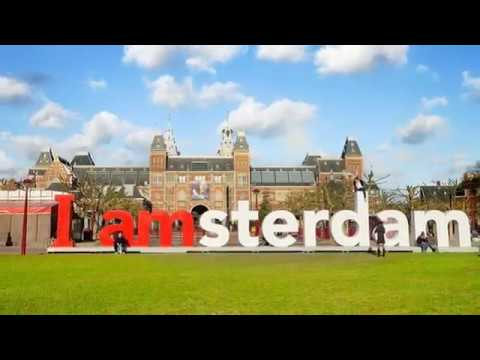 AMSTERDAM-CAPITAL OF THE NETHERLANDS