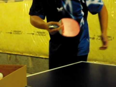 Short top spin serve tutorial youtube.