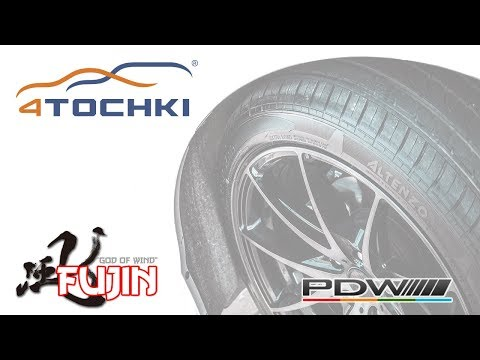 Honda Elysion на дисках PDW FUJIN