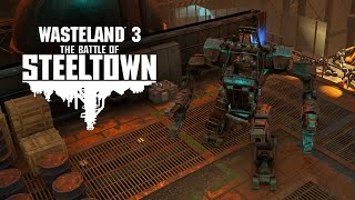Wasteland 3: The Battle of Steeltown - Announcement Teaser [NA]