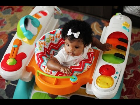 Fisher Price 4 In 1 Step N Play Piano Akilahgram Youtube
