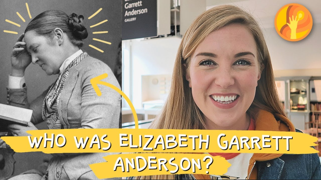 Who says women can't be doctors?! | Elizabeth Garrett Anderson | Maddie Moate