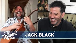 Jack Black on Quarantine, Joining TikTok, & Homeschooling His Kids