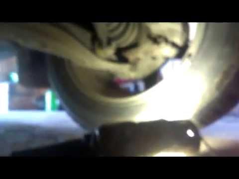 видео: Стучат колодки (суппорта) или привод..